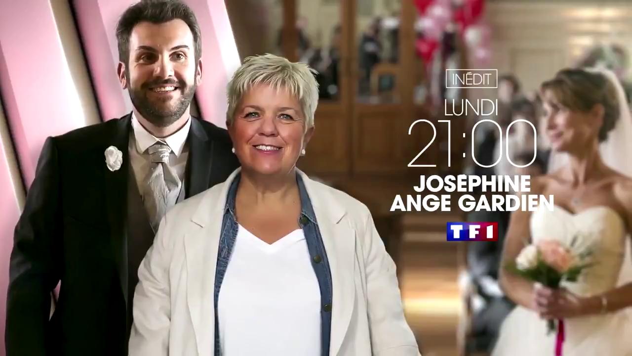 josephine ange gardien 3 campeurs et un mariage