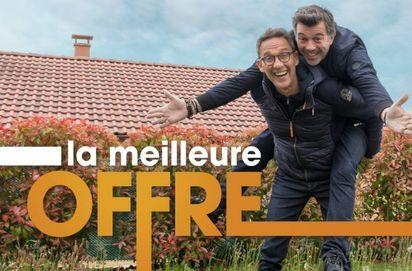 REPLAY - La Meilleure Offre : Julien Courbet et Stéphane Plaza, nouveau duo de choc pour M6