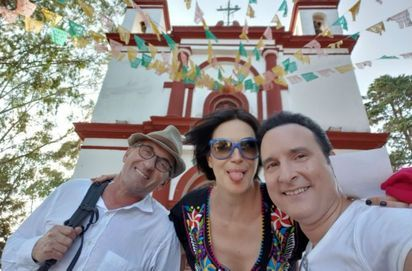 REPLAY - Stars tout-terrain (TF1) - Christophe Dechavanne emmène les célébrités en voyage