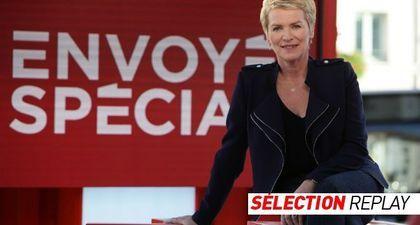 REPLAY - Envoyé Spécial (France 2) : le réalisateur Amos Gitaï s'invite dans le magazine d'Elise Lucet