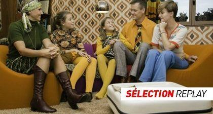REPLAY - La Famille à remonter le temps (M6) : une plongée déroutante dans les années 70