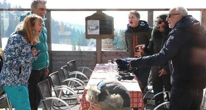 REPLAY - Les Chamois (TF1) - Succès d'audience pour la série avec Julie Depardieu et François Berléand