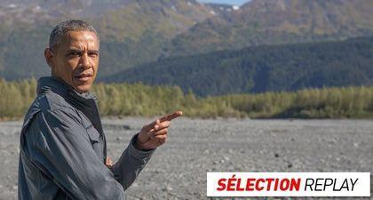 REPLAY – Barack Obama se met au vert dans En pleine nature