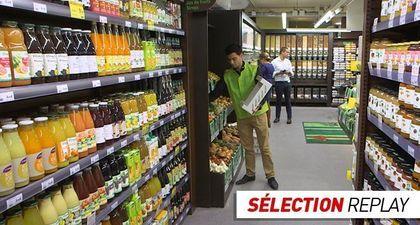 REPLAY – La face cachée du bio low-cost (France 5) : quand la grande distribution galvaude le bio
