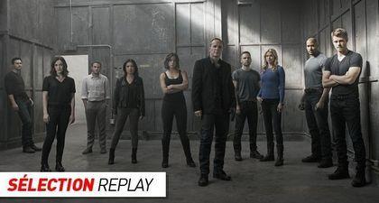 REPLAY – Marvel : Les agents du S.H.I.E.L.D. (W9) : début de la saison 3