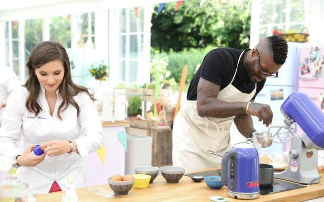 Djibril Cissé et Noémie Honiat-Bourdy