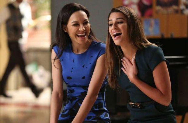 Glee Stars Dating dans la vraie vie
