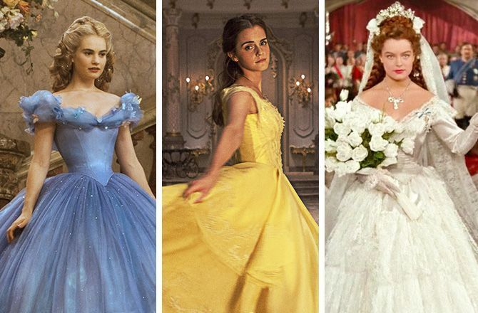 Cendrillon, La Belle et la Bête, Sissi... Les robes mythiques du cinéma (PHOTOS)