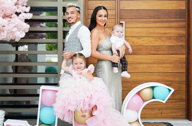Jazz (JLC Family) enceinte de son troisième enfant !