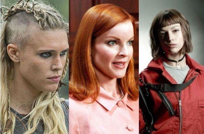 Les meilleures coupes de cheveux de vos héros de série préférés (PHOTOS)