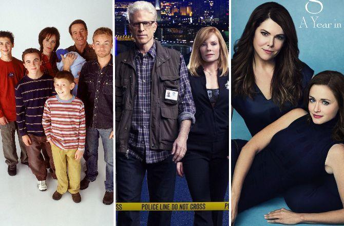 Malcolm, Les Experts, Gilmore Girls... Ces séries ont 20 ans en 2020 !
