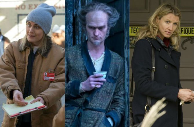 Orange is the new black, Guerre et paix... les meilleures adaptations de livres en séries (PHOTOS)
