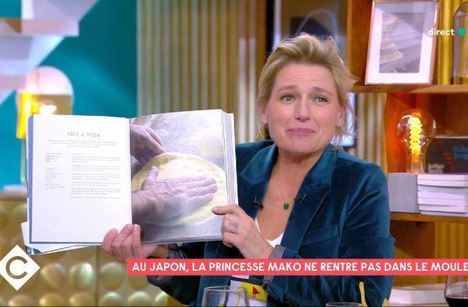 """Anne-Elisabeth Lemoine surprend Philippe Etchebest avec une remarque très osée : """"Ce gros plan m'a inspirée"""""""