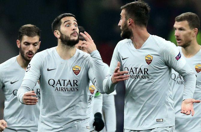 AS Roma : Le club a interdit à ses joueurs de se prendre en selfie aux cotés du rappeur Drake !