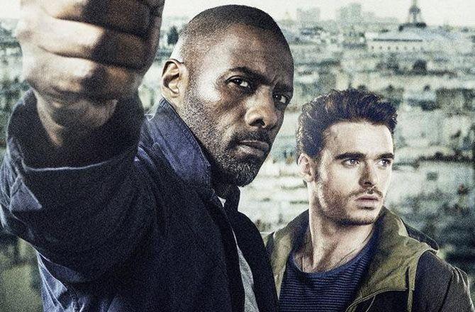 Bastille Day (TF1) Quand Idris Elba fait équipe avec Robb Stark (Richard Madden)