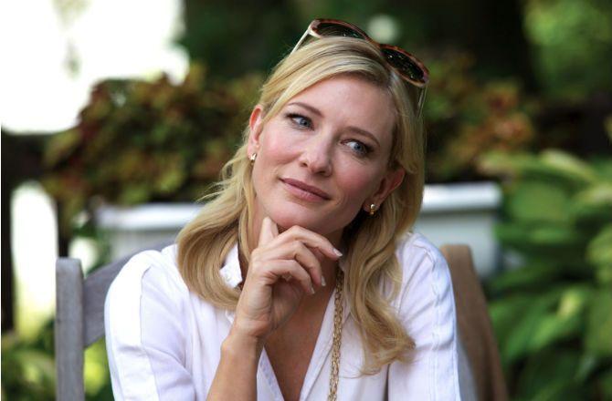 Blue Jasmine   Cate Blanchett était prête à tout pour jouer pour Woody Allen  ! - News Télé 7 Jours dbe688324520