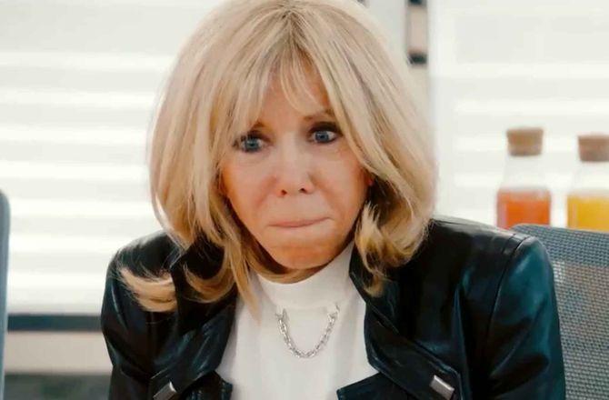 Brigitte Macron bientôt dans DALS pour la bonne cause ? Camille Combal a osé lui proposer !