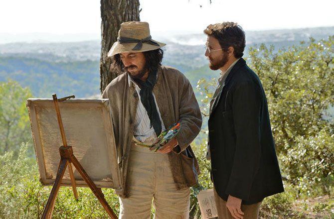 Cézanne et moi (France 2) Guillaume Gallienne dans la peau de Cézanne…