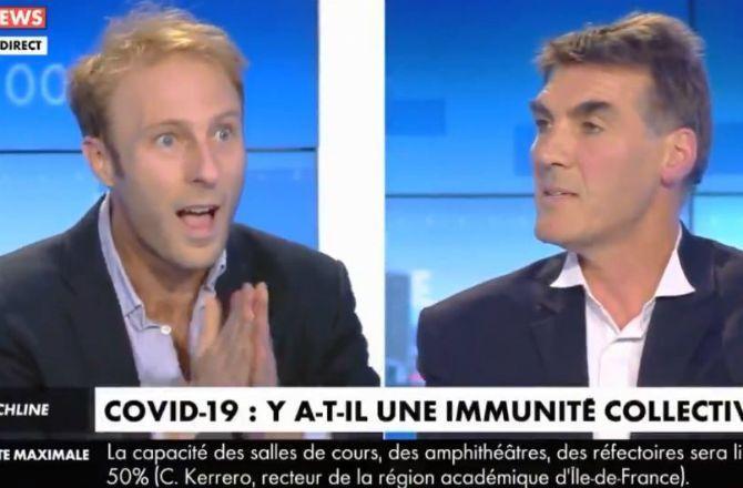 CNews : Deux médecins s'écharpent au sujet du Covid-19 (VIDEO)