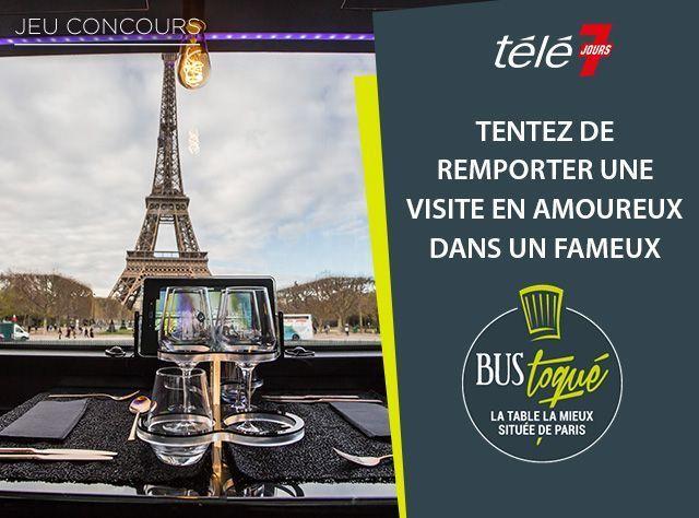 Concours Tentez De Gagner Un Aperitif Parisien A Bord D Un Bus Toque