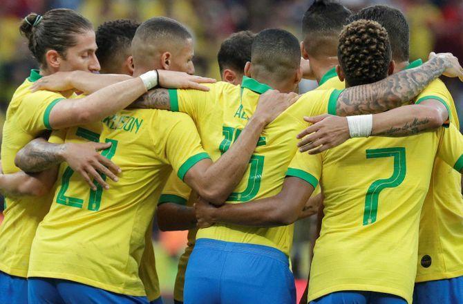 Copa America Calendrier.Copa America 2019 Le Calendrier Complet Des Matches De La