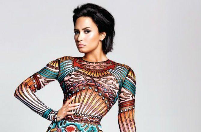 Demi Lovato dans un film Netflix sur l'Eurovision !