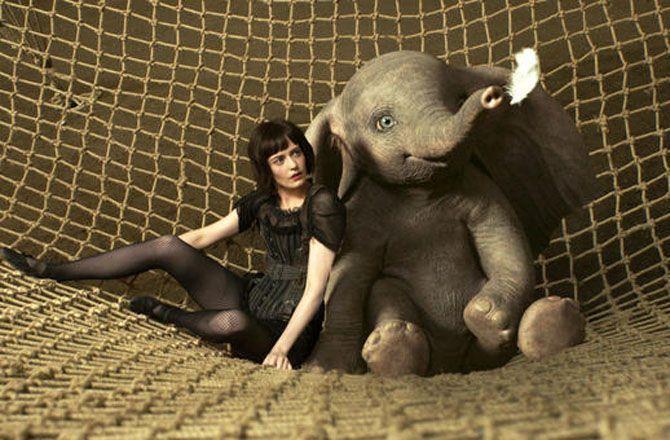 """Dumbo (Canal+) Eva Green : """"Ce rôle a été un vrai challenge physique"""""""
