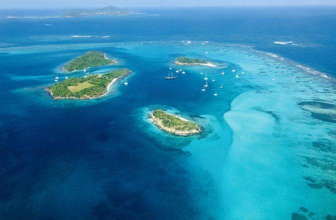 Échappées belles (France 5) Les 3 merveilles des Iles Grenadines