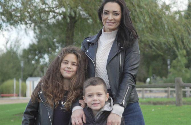 """Emilie Nef Naf (Mamans et célèbres) : """"Ça fait toujours peur d'être filmée dans son quotidien"""""""