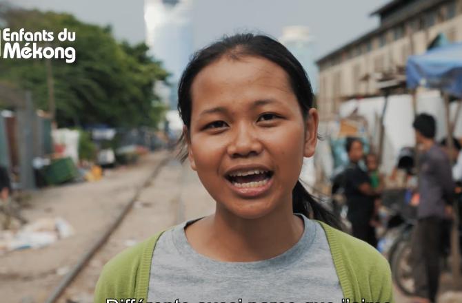 Enfants du Mékong : le parrainage, un cadeau qui a du sens