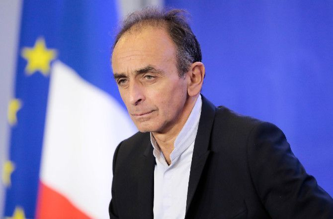 Eric Zemmour candidat à la présidentielle ? Les révélations de Michel Onfray...
