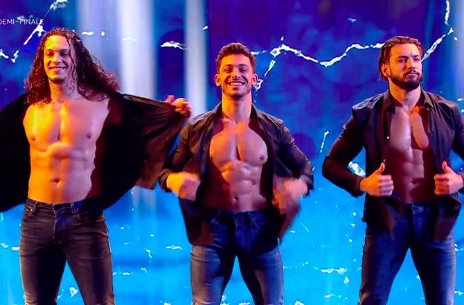 Exclu La France A Un Incroyable Talent Le Trio Sexy Messoudi Brothers Affole De Nouveau Le Jury Video