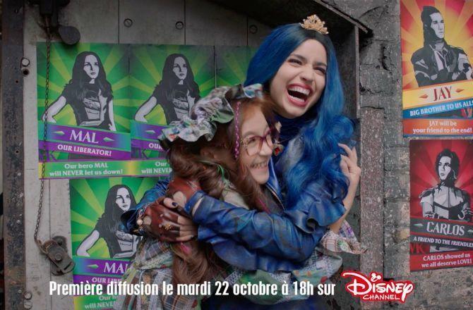 EXTRAIT - Descendants 3 (Disney Channel) : les premières minutes de l'ultime volet