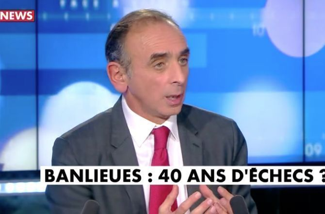 Face A L Info Cnews L Emission D Eric Zemmour Desormais Enregistree