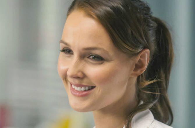 Grey's Anatomy : Camilla Luddington s'est mariée !