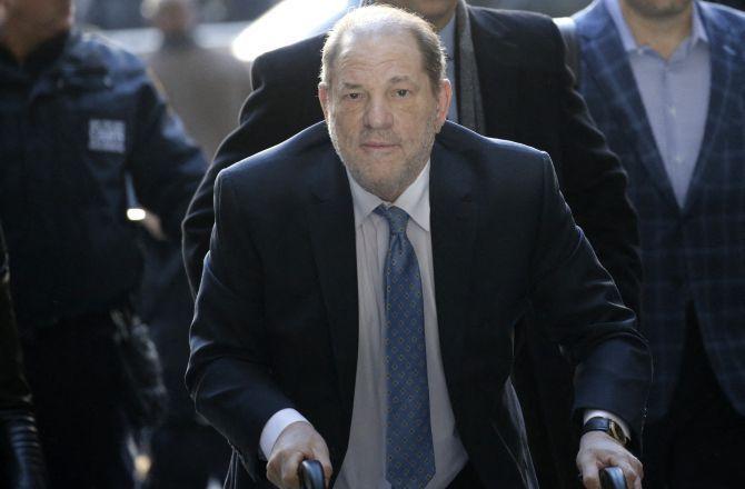 Harvey Weinstein reconnu coupable de viol : que risque-t-il ?