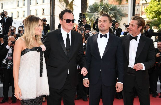 """""""Il était humble et génial"""" : Leonardo DiCaprio et Brad Pitt encensent Luke Perry"""
