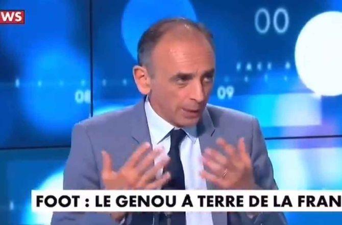 """""""Il y a quelque chose de pourri"""" : Eric Zemmour ne reconnait plus les Bleus et fantasme des pressions sur Didier Deschamps ! (VIDEO)"""