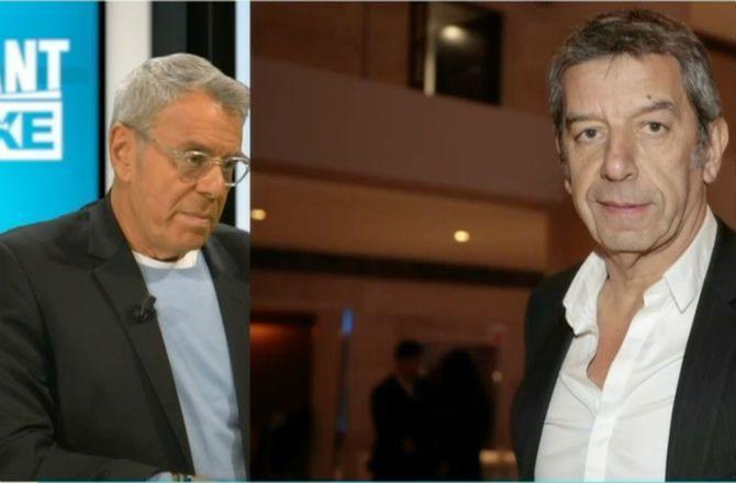 """Jean-Michel Cohen tacle encore Michel Cymes : """"J'aurais pu lui faire un procès"""" (VIDEO)"""
