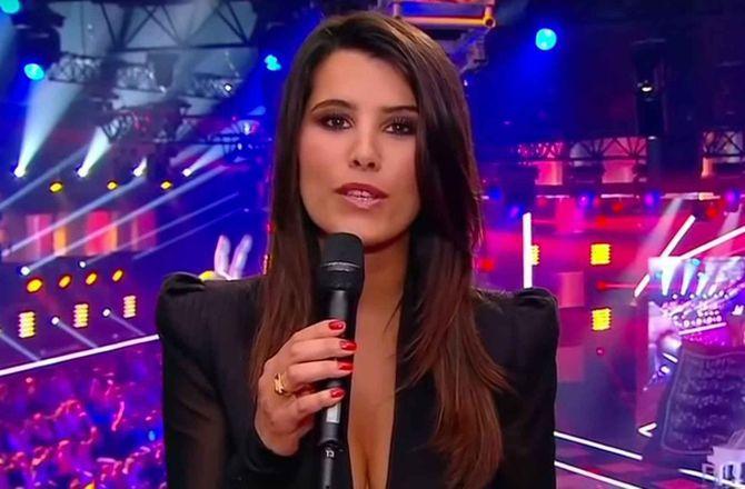 Karine Ferri : déjà la fin de The Voice ? Elle répond !
