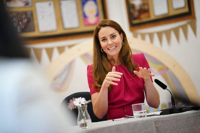 Kate Middleton appelle le Prince Charles par son surnom en plein sommet du G7