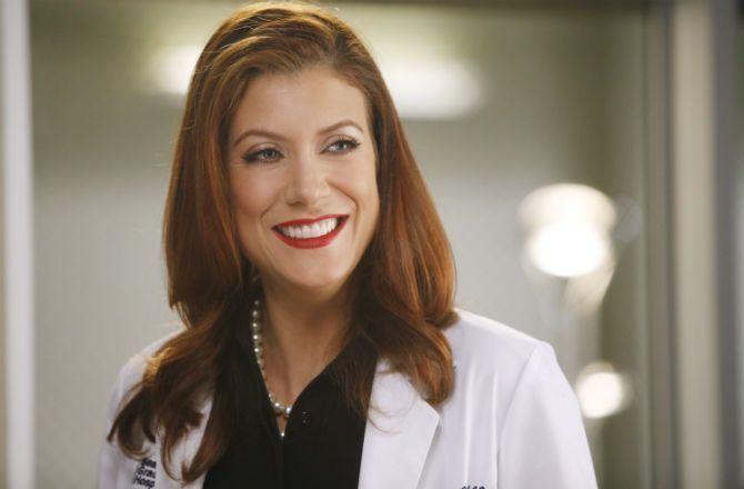 Kate Walsh (Grey's Anatomy) opérée d'une tumeur au cerveau