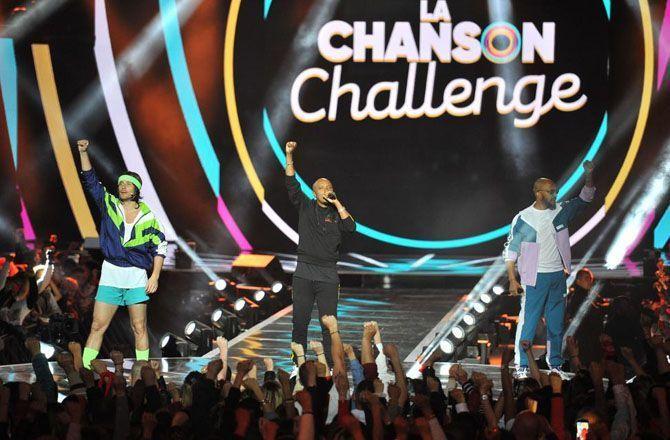La Chanson challenge (TF1) Shy'm, M Pokora, Soprano... se défient aux arènes de Nîmes