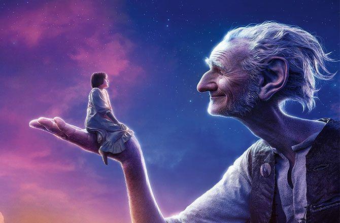 Le Bon Gros Géant (France 2) Quand Steven Spielberg revisite l'oeuvre de Roald Dahl