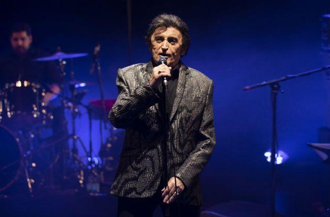 Le chanteur Dick Rivers est mort à l'âge de 74 ans