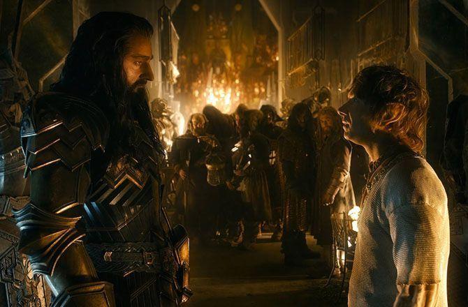 Le Hobbit : La Bataille des cinq armées (France 2) Quand Peter Jackson s'inspire de Napoléon 1er...
