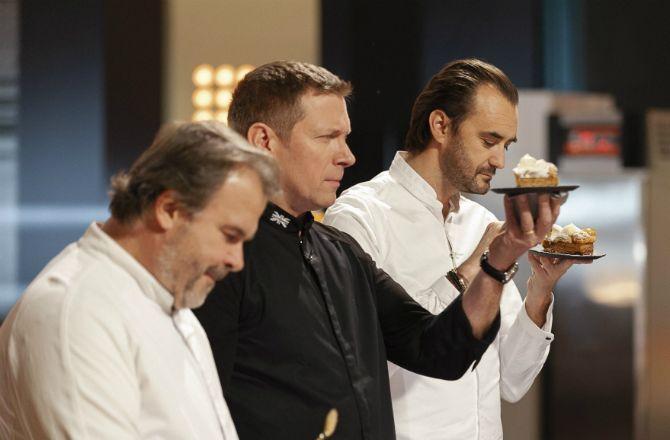 Le Meilleur Pâtissier Professionnel (M6) : la saison 3 internationale arrive le...