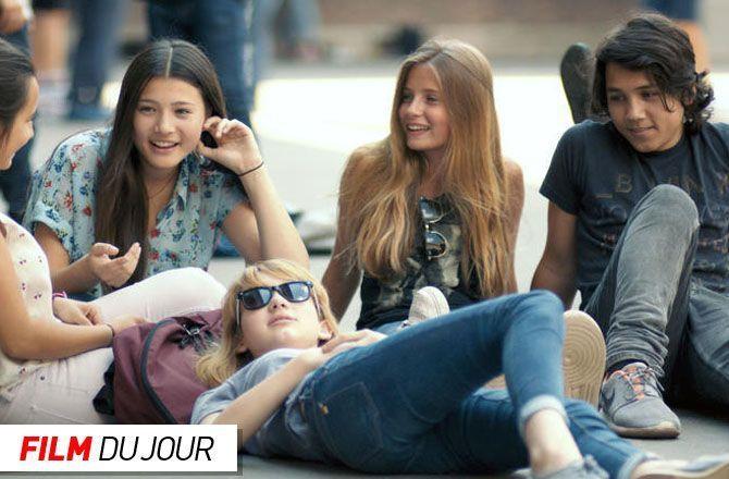 7246524ea6d Le Nouveau (Ciné+ Famiz) - Une pétillante comédie sur les années collège