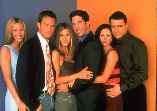 Les acteurs de Friends officialisent leur retour