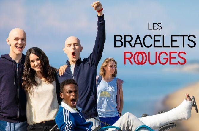 recherche de liquidation dessin de mode produits de commodité Les Bracelets Rouges (TF1) : La série renouvelée pour une ...